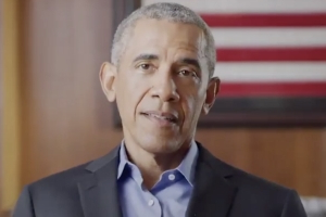 Obama shares phone number to find out how Americans are planning to vote