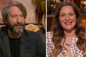 Drew Barrymore and Tom Green reunite after not speaking for '15 years'
