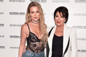 Khloé Kardashian Went to 'a Real Tanning Bed' and Found Out Mom Kris Jenner 'Goes All the Time'