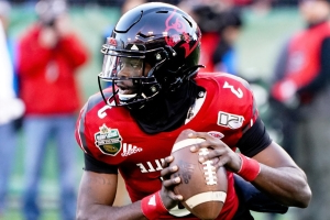 Louisville vs. Pittsburgh odds, line: 2020 college football picks, predictions from model on 13-1 run
