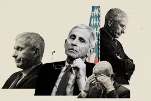 Either Fauci Walks Away From Trump's Disaster, or He Owns It