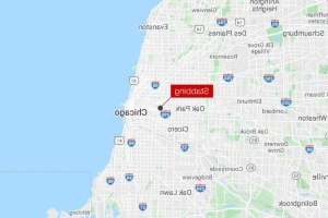 Girl stabbed and killed in Chicago, police say