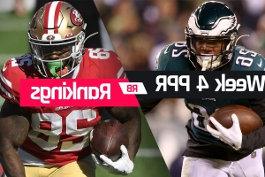 Week 4 Fantasy RB PPR Rankings: Must-starts, sleepers, potential busts