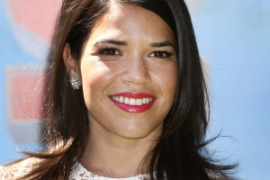 America Ferrera shares rare photo of son Sebastian – and admits surprise at his blonde hair