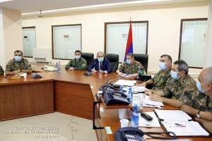 World Armenian Separatists Battle Azerbaijan Offensive In Karabakh Pressfrom Us