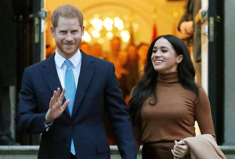Meghan Markle, Prince Harry are posing for a picture: Meghan Markle and Prince Harry. Photo: AP Photo/Frank Augstein, File/CP Images
