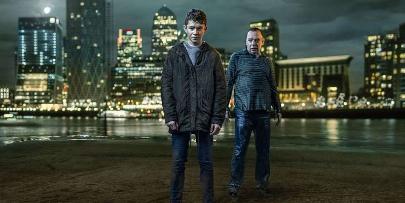 Adam Woodyatt standing next to a body of water: Ian considers making amends with Bobby after Kathy and Sharon urge him to sort things out.