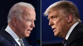 Donald Trump, Joe Biden are posing for a picture: Alaska may select our next president