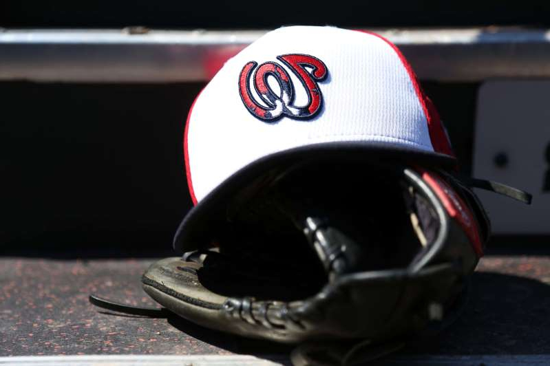 a close up of a helmet: More changes are coming to the Washington Nationals coaching staff.