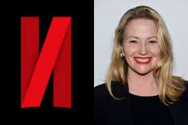 Jane Wiseman smiling for the camera: Jane Wiseman exits Netflix