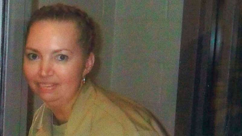 a person posing for the camera: This undated image provided by Attorneys for Lisa Montgomery shows Lisa Montgomery, who is scheduled to be executed by lethal injection on Dec. 8, 2020, at the Federal Correctional Complex in Terre Haute, Ind.