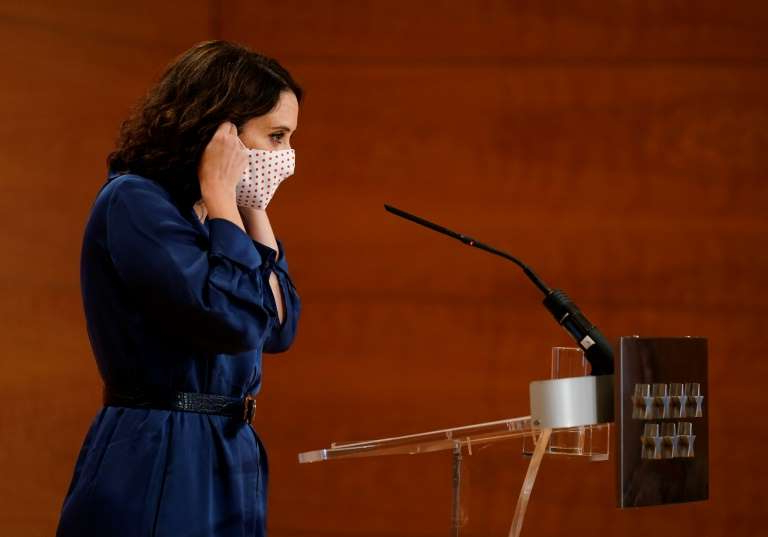 Madrid regional leader Isabel Diaz Ayuso has hit the headlines for her vociferous attacks on Prime Minister Pedro Sanchez