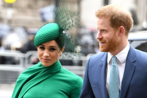 Meghan Markle pays subtle tribute to Diana in new portrait with Prince Harry