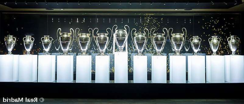 Real Madrid begin their 51st participation in the European Cup