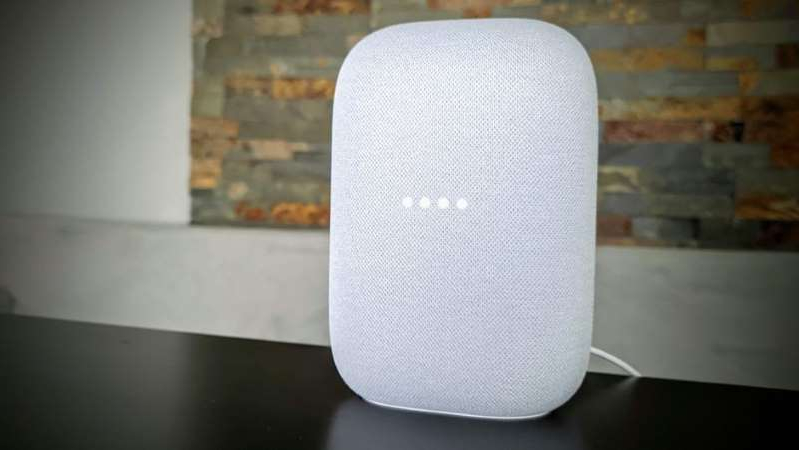 The new Nest Audio gives you an excuse to expand your Google Home collection so you can Broadcast to every corner in your house. Juan Garzon/CNET