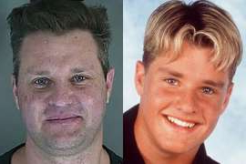 Zachery Ty Bryan, Zachery Ty Bryan are posing for a picture: Zachary Ty Bryan Home Improvement mugshot