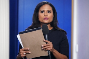 Fox News Host Calls Out Presidential Debate Moderator Kristen Welker for Having Been a 'Registered Democrat'