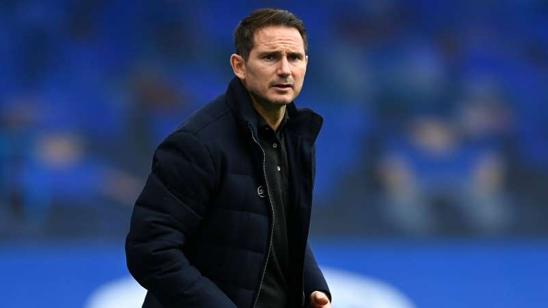 Frank Lampard wearing a suit and tie: Frank Lampard hopes to take Chelsea further than the last 16 in this season's Champions League