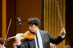 Prestige competition for the violinist accompanied by the ONPL