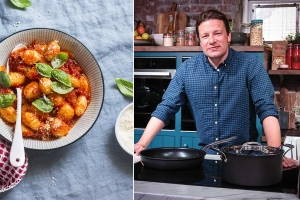 Food Drink Jamie Oliver Shares Three Ingredient Gnocchi Recipe And Fans React Pressfrom United Kingdom