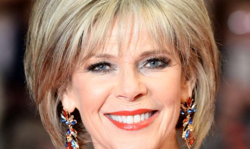a close up of Ruth Langsford: Hello! Magazine