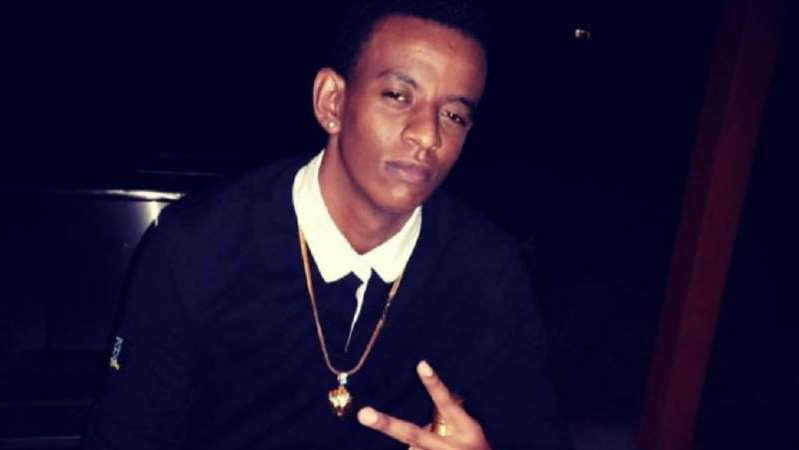 a person posing for the camera: Girum Mekonnen was fatally stabbed in violent brawl in a park at Zillmere in September. (Facebook)