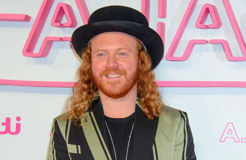 Leigh Francis wearing a hat: Keith Lemon
