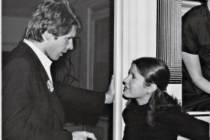 New Photo Book Captures Harrison Ford and Carrie Fisher on Cusp of Stardom