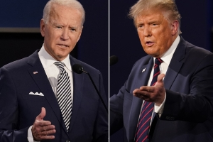 There is a conservative case against Trump; there is no conservative case for Biden