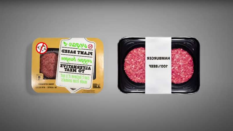 Do consumers really have trouble telling the difference between meat and plant-based products?