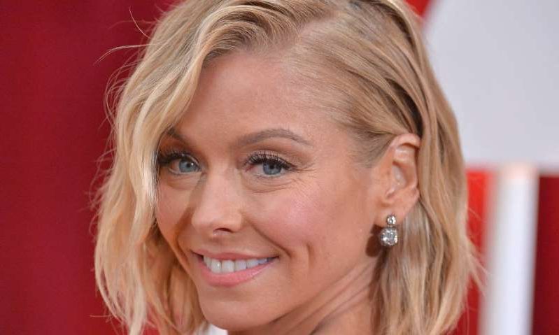 a close up of Kelly Ripa: Hello! Magazine
