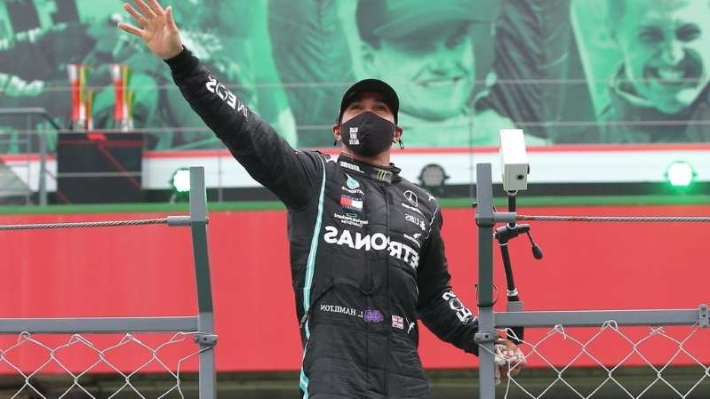 Hamilton overtakes Schumacher with record 92nd win after Portuguese GP victory