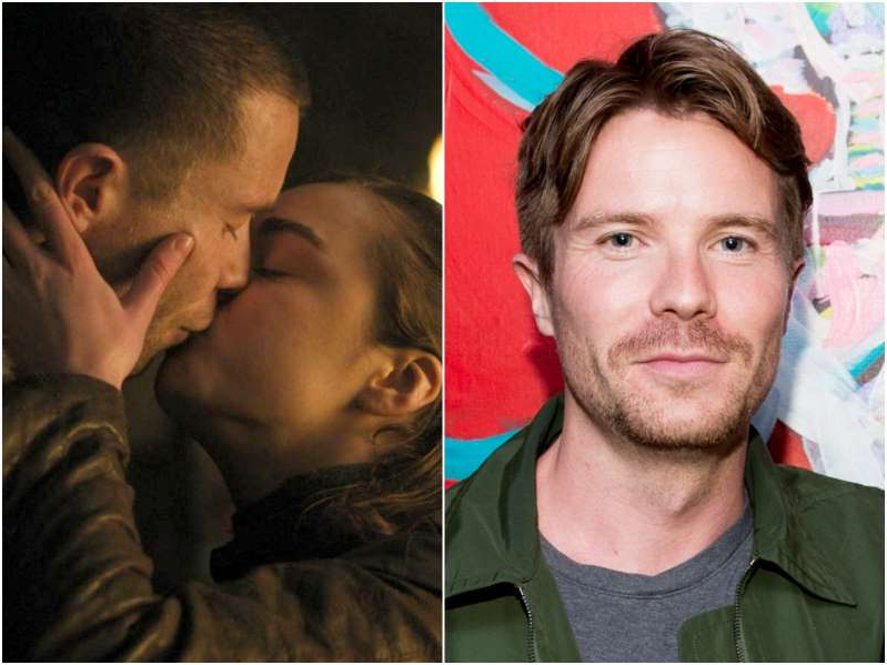 Joe Dempsie et al. taking a selfie: Joe Demspie played Gendry in five seasons