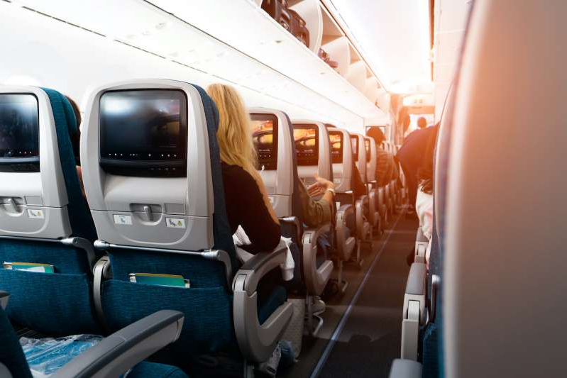 a passenger seat of a car: Which U.S. Airlines Are Still Blocking Middle Seats?