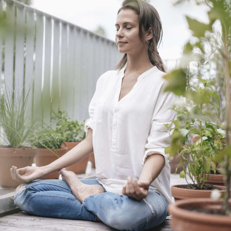 Meditation Could Help Support Your Gut Health - Here's What You Need to Know