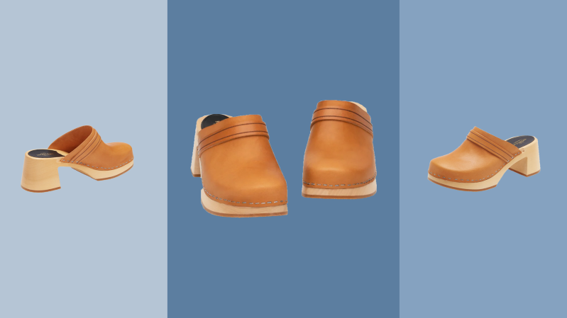 These Swedish Clogs Are My Favorite Slip-On Shoes
