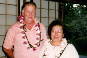 They met in Hawaii and built a life in rural Maryland. This fall, they died two days apart.