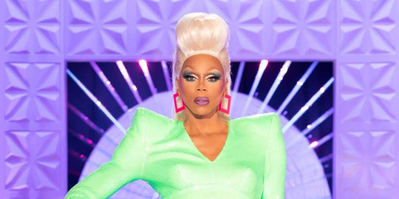 a girl wearing a pink shirt: RuPaul's Drag Race UK confirms it will air season two in early 2021 with all judges returning and reveals season three is on the way and is looking for queens.