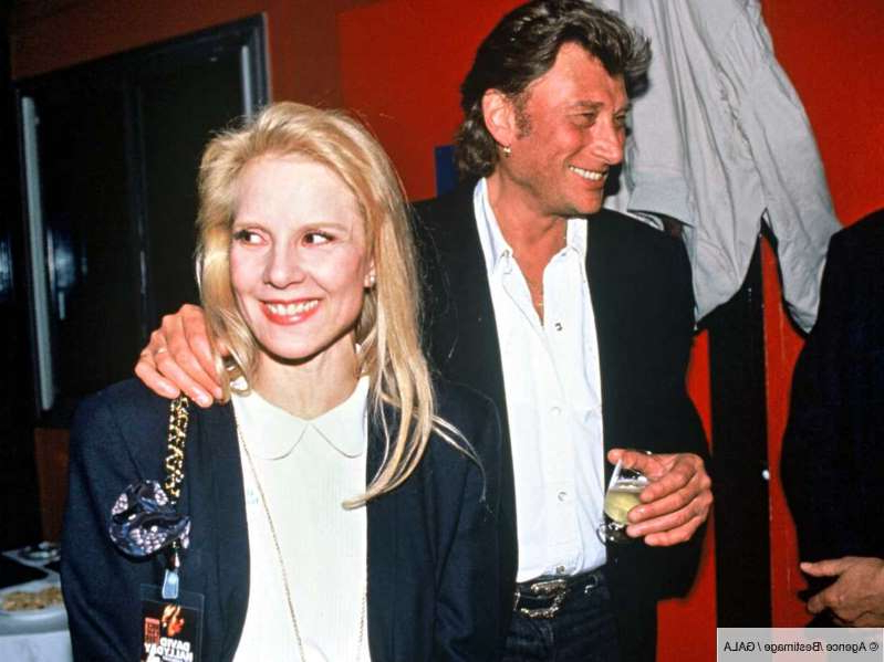 Entertainment Flashback Johnny Hallyday Rolled By His Breakup With Sylvie Vartan Pressfrom Us