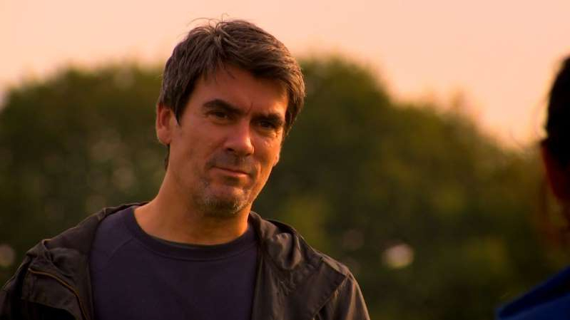 Jeff Hordley looking at the camera: emmerdale-5-cain-dingle.JPG