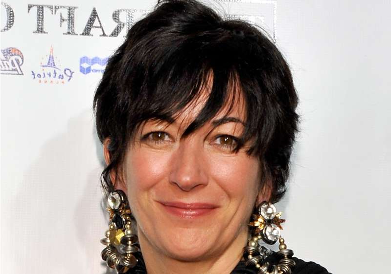 Ghislaine Maxwell smiling for the camera: Ghislaine Maxwell attends the 9th Annual Elton John AIDS Foundation's