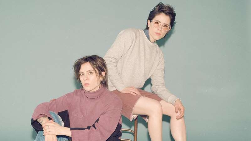 Sara Quin Talks Tegan & Sara Series and Christmases With Clea DuVall (Exclusive)