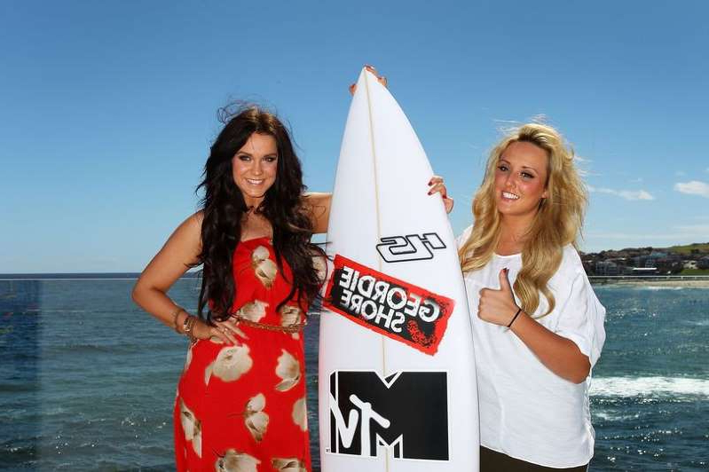 Charlotte Crosby, Vicky Pattison are posing for a picture: Charlotte and Vicky rose to fame together on Geordie Shore