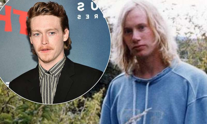 Martin Bryant, Caleb Landry Jones are posing for a picture: MailOnline logo