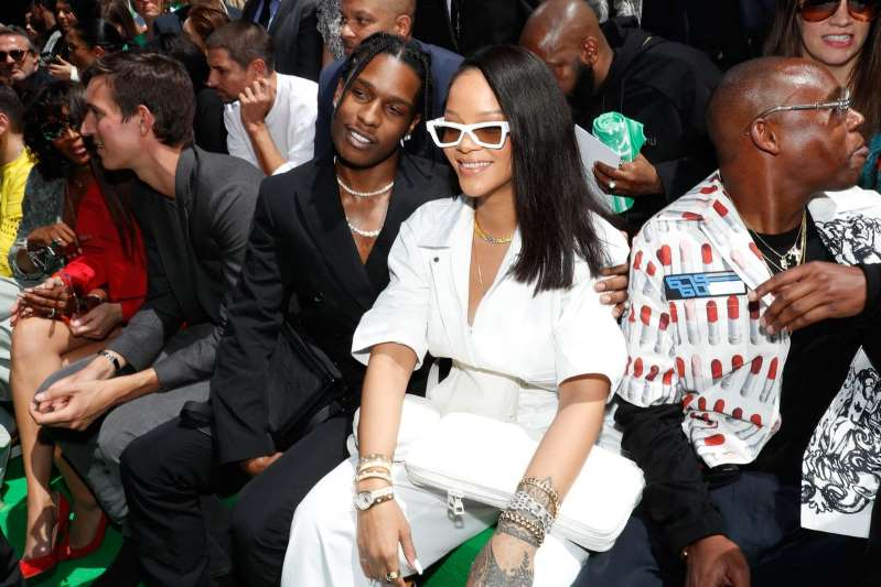 ASAP Rocky et al. posing for the camera: gettyimages-980549928