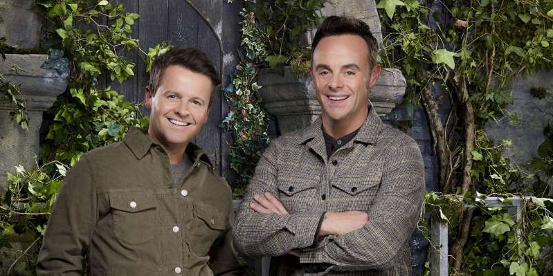 Anthony McPartlin, Declan Donnelly posing for the camera: I'm a Celebrity... Get Me Out of Here! 2020 has announced the winner for the first-ever UK castle series.