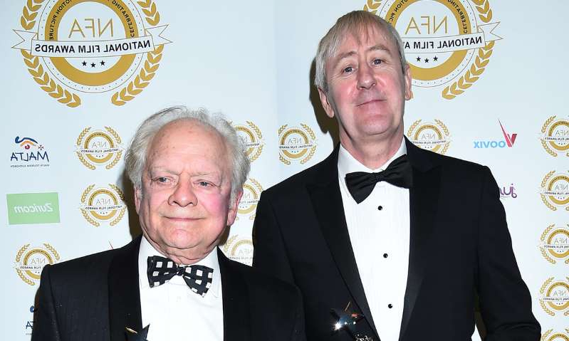 Entertainment Inside Tv Star David Jason S Friendship With Nicholas Lyndhurst Pressfrom United Kingdom