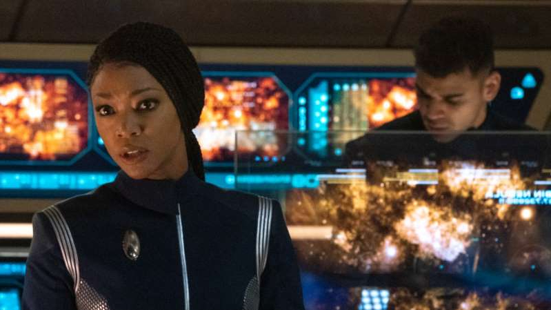 Entertainment Star Trek Discovery Season 3 Episode 11 Review The Perfect Christmas Present Pressfrom United Kingdom