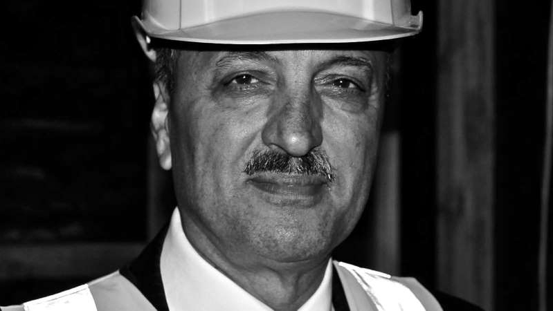 a man wearing a suit and hat: Ali Sultan died at the weekend. (Supplied: Sultan family)