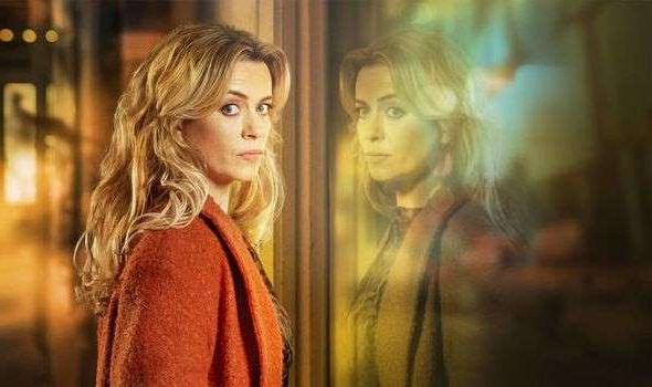 Eve Myles looking at the camera: Keeping Faith: season 3 release date bbc